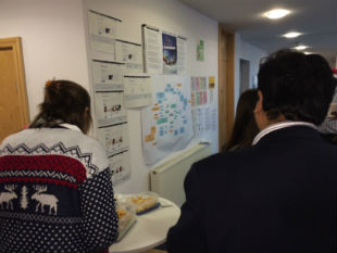 Citizen digital service displaying Alpha user stories and mockups at CDO show and tell