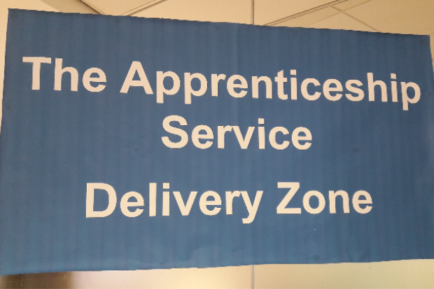 The Apprenticeship Service Delivery Zone