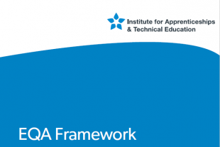 Front cover of framework document